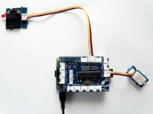 Temprature and Humidity Sensor