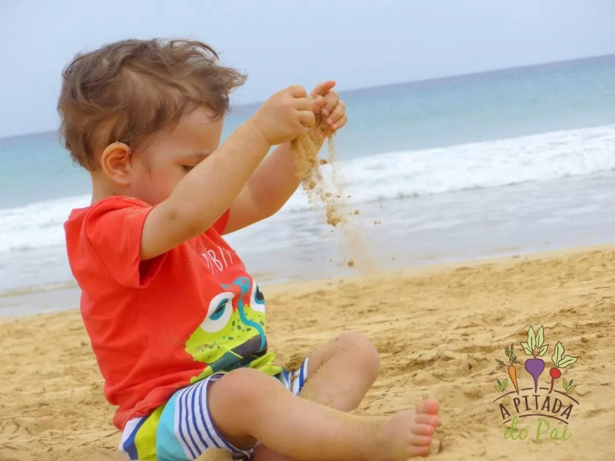 A areia do ano passado era mais saborosa...
