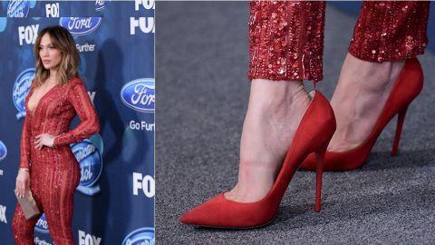 Γιατί οι σταρ φορούν πάντα μεγαλύτερο νούμερο στα ψηλοτάκουνα -Το πόδι τους επιπλέει