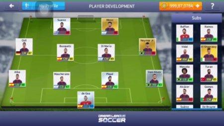 Dream League Soccer 2019 6.13 Para Hileli Mod Apk indir