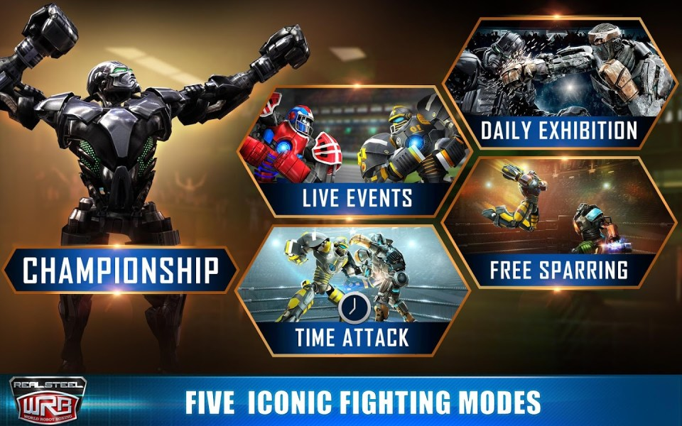 Real Steel World Robot Boxing2