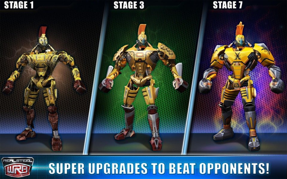 Real Steel World Robot Boxing5