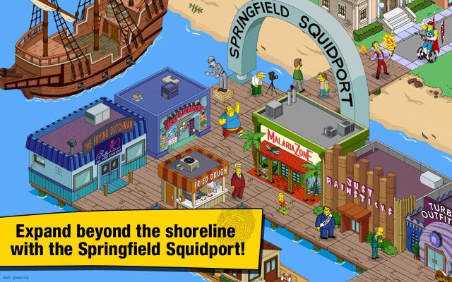 The Simpsons™ Tapped Out image3