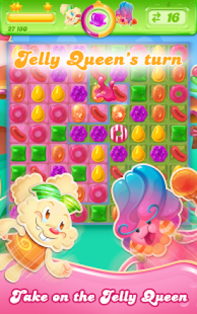 Candy Crush Jelly Saga 6