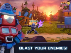 Angry Birds Transformers 2