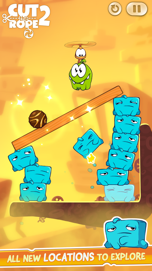 Cut the Rope 2 - 2