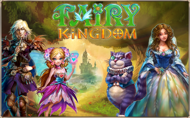 Fairy Kingdom World of Magic 5