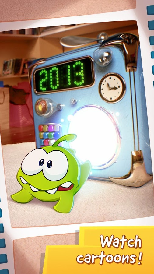 Cut the Rope Time Travel HD 5