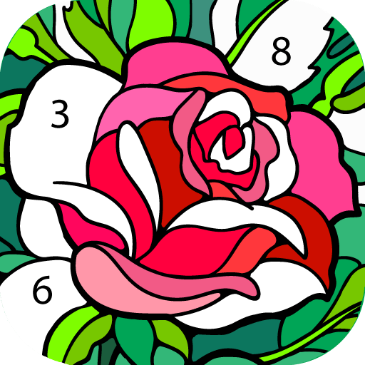 Color By Number New Coloring Book V210 Mod Apk