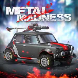 Metal Madness: PvP Shooter