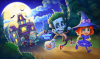 Monster Farm: Happy Halloween Game & Ghost Village