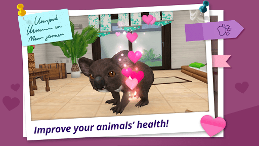 Pet World – My Animal Hospital – Care for animals