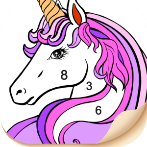 Tap Color Color by Number