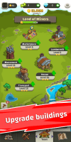 Power Miners: Merge & Build Idle Tycoon