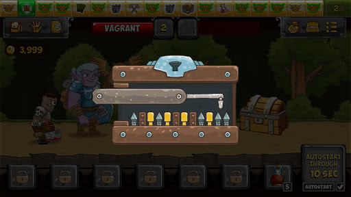 Let's Journey (idle clicker rpg)