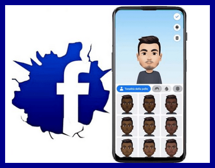 How To Make Facebook Avatar For iPhone and Android