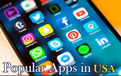 Most Popular Mobile Apps in America | Top US Apps
