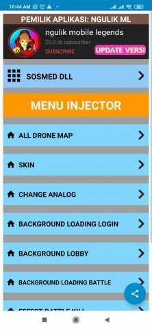 Ngulik ML Injector