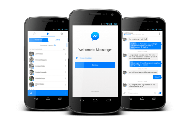 Facebook messenger 2.7.1 apk download