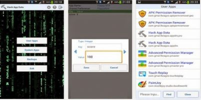Hack App Data apk