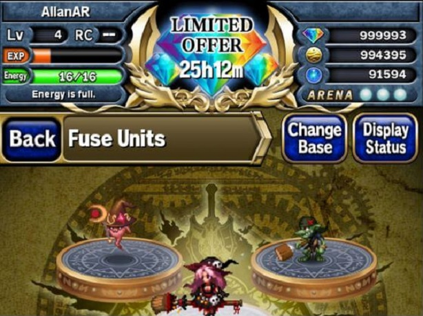 Brave Frontier mod apk free download for android