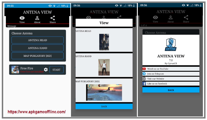 Antena View apk v. 7.6 free download for android