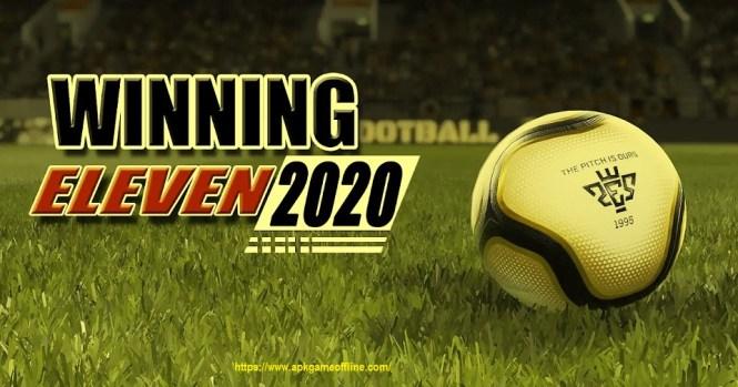 Winning Eleven 2020 apk Download