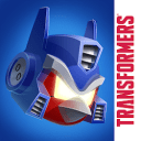 Angry Birds Transformers MOD (Coins/Unlocked)
