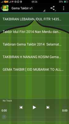 Gema Takbir Idul Fitri Mp3 Apkonline