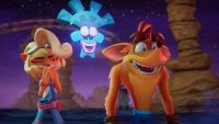 Crash Bandicoot 4: It's About Time Modern and Retro modes