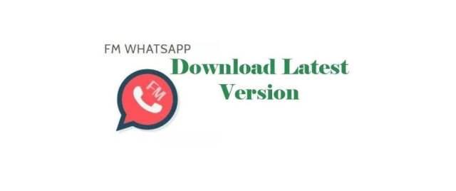FM WhatsApp Latest Download