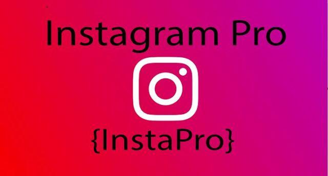 Instagram Pro {InstaPro}