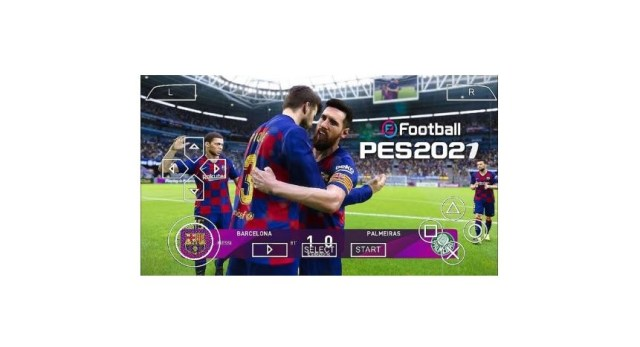 PES 2021 PPSSPP ISO File