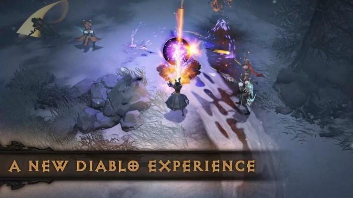 تحميل لعبة Diablo Immortals للاندرويد