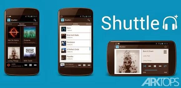 Shuttle + -Music-Player