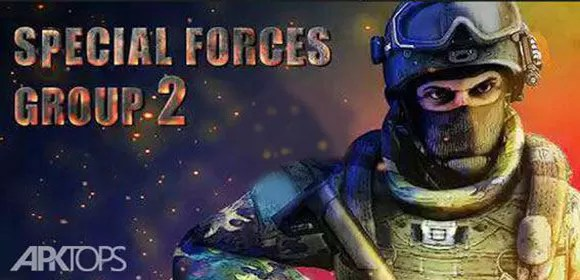 Special Forces Group Special Forces Group 2 action game 2 Game