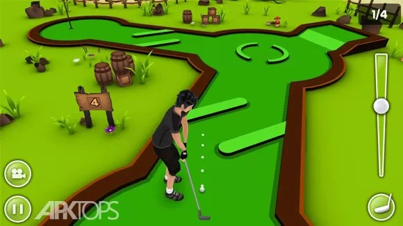 Download Mini Golf Game 3D