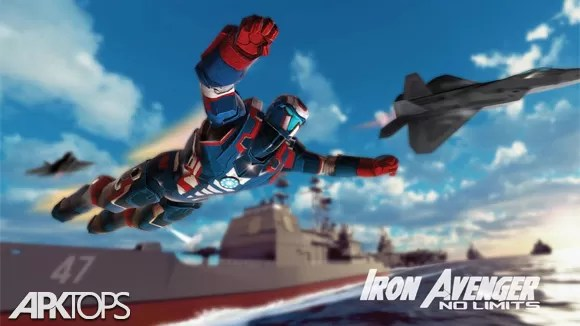 Download Iron Avenger 2: No Limits