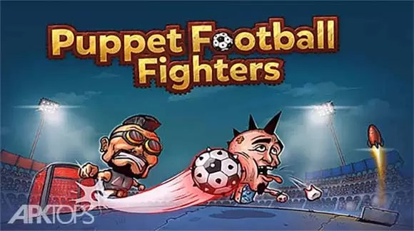 Puppet Football Fighters Steampunk Soccer Download game Doll Fighting Fighting for Android