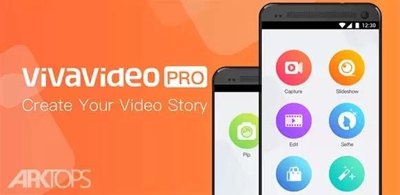 VivaVideo PRO Video Editor v8 6 6 Apk is Available ! – UdownloadU