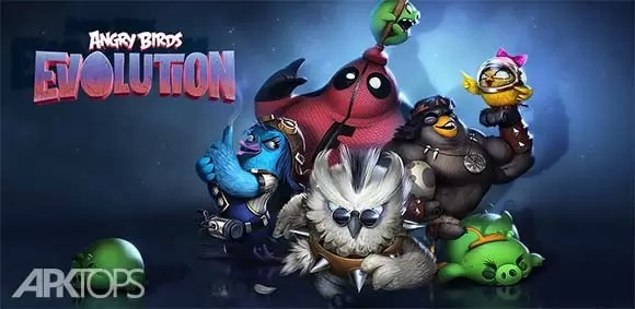 Angry Birds Evolution v1.15.1 Download game Angry Birds Evolution