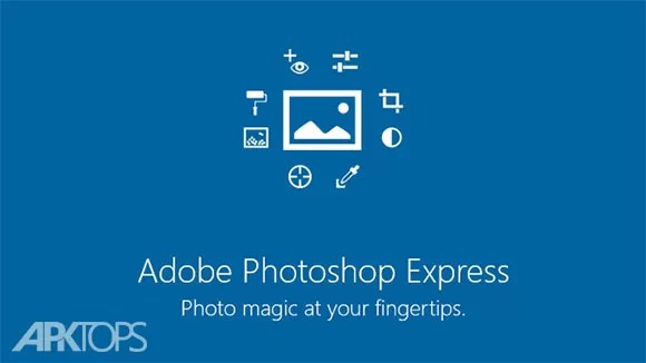 Adobe Photoshop Express Premium v4.4.497 Download Adobe Photoshop