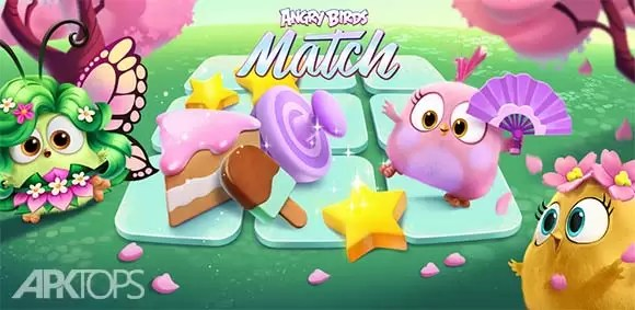 Angry Birds Match v1.2.0 Download the game Angry Birds Angry Birds
