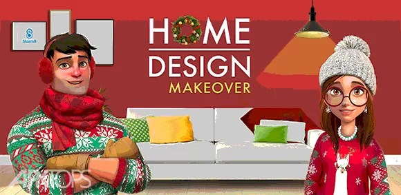 Home Design Makeover V1962 Apk Udownloadu