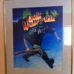 Castle Wolfenstein painting
