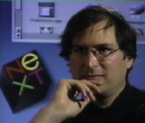 Steve Jobs in 1995