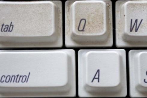 IIc keyboard