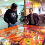 Ivan plays Hercules pinball