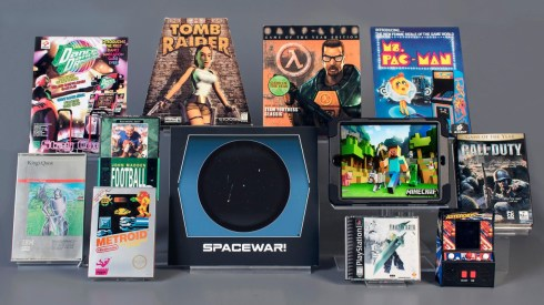 Video Game Hall of Fame 2018