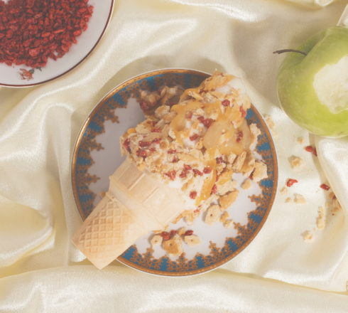Not Your Mother's Apple II ice cream